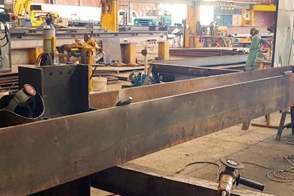 Fabricación 1 slider - servicios